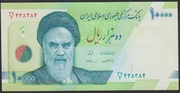 Iran 10000 Rials 2018 P159b UNC - Iran
