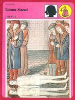 Etienne Marcel. Prévôt Des Marchands. Introduit à Paris Charles Le Mauvais. Le Dauphin Charles V Doit Quitter Paris ... - History