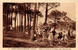 85-SAINT JEAN DE MONTS-N°227-A/0093 - Saint Jean De Monts