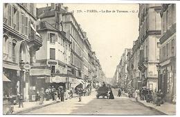 PARIS - La Rue De Turenne - Arrondissement: 03