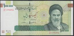 Iran 100000 Rials 2018 P151d UNC - Irán