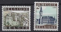 België O.B.C   1397P3 / 1318P3   (O)  (fosfor) - Bélgica