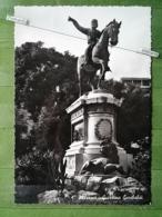 KOV 952 - PALERMO, GARDEN GARIBALDI, STATUE, MONUMENT - Unclassified