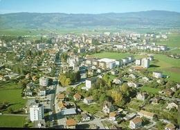 BULLE Vue Aérienne Stempel Bahn - FR Fribourg