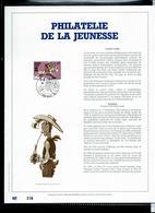 Feuillet OR  Du N° 2390  Bande - Dessinée : Lucky Luke De Morris  Obl. Mons 12/10/1990 - FDC