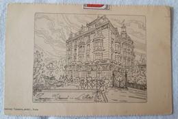 PERPIGNAN Hotel Thermal   Godefroy Teisseire Achitecte Paris - Perpignan