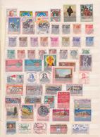 Lot Italie Oblitérés(13) - Briefmarken