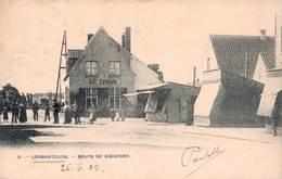 Lombartzijde  Route De Nieuport - Middelkerke