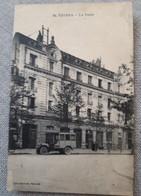 NEVERS La Poste   Carte Inversée Symétrique - Nevers