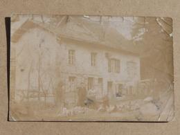 Carte Photo   Lieu A Déterminer   Verso La Cote Janvier 1916  Peut Etre La Cote Saint André - Fotografia