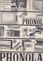 (pagine-pages)PUBBLICITA' PHONOLA  Rotosei1961/50. - Libri, Riviste, Fumetti