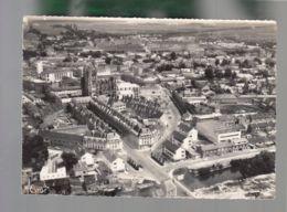 CP (80) Abbeville - Place Bonaparte - Vue Aerienne - Abbeville