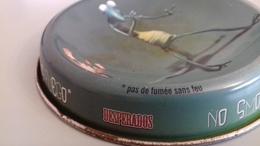 CENDRIER DESPERADOS - Metal