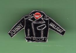 JOHNNY HALLYDAY *** BLOUSON N°2 *** 1029 (30) - Celebrities