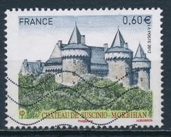 France - Château De Suscinio YT 4662 Obl. Ondulations - Oblitérés