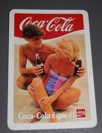 PETIT  CALENDRIER DE LE MARQUE COCA-COLA  DE PORTUGAL  - 1983 - Calendriers