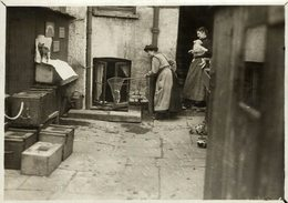 HOME FOR LOST CATS  GATO CHAT KAT CAT  16*12CM Fonds Victor FORBIN 1864-1947 - Fotos
