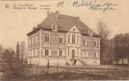 ST. JORIS-WINGHE - Het Kasteel  , WINGHE-ST-GEORGES Le Chateau - Tielt-Winge