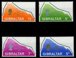 GIBRALTAR Nr 225-228 Postfrisch S04B36E - Gibraltar