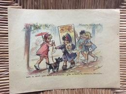 ILLUSTRATION GERMAINE BOURET - Bouret, Germaine