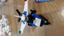 LEGO City 30018 Politie Microlight - Figures