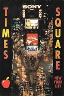 Etats Unis New York City Time Square (2 Scans) - Time Square