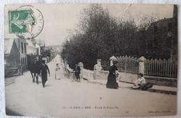 SAINT PAIR SUR MER Route De Granville   Voir Scan  En L'état - Saint Pair Sur Mer