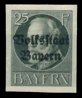 BAYERN Nr 122IIB Postfrisch X89031A - Bayern (Baviera)
