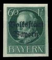 BAYERN Nr 126IIB Postfrisch X890326 - Bayern (Baviera)