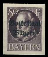 BAYERN Nr 127IIB Postfrisch X89032E - Bayern (Baviera)