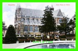 BRUXELLES, BELGIQUE - NOTRE-DAME DU SABLON - ANIMÉE - H. GUGGENHEIM & CO - - Monuments, édifices
