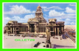 BRUXELLES, BELGIQUE - PALAIS DE JUSTICE ET MONUMENT DE L'INFANTERIE BELGE -  ED. A. D. & FILS - - Monuments, édifices