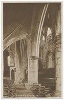 St. Leonard's Church, Hythe - England