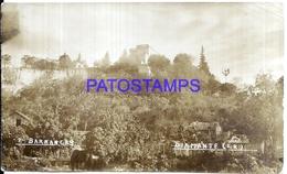 115716 ARGENTINA ENTRE RIOS DIAMANTE VISTA PARCIAL BARRANCAS PHOTO NO POSTAL POSTCARD - Fotografia