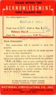 New York City National Circulating Company 1940 - New York City
