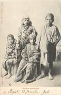 """CPA TUNISIE """"Enfants Khroumirs"""" - Túnez"""