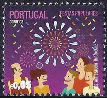 Portugal 2012 -  Mi 3743 - YT 3722 (  Folk Festival ) MNH** - 1910-... République