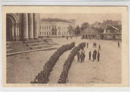 Deutscher Apell Vor Der Peter Paul Kathedrale In Kowno - 1916 - Lituanie