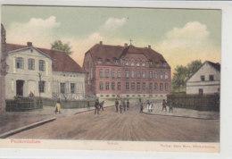 Peiskretscham - Schule - Um 1905 - Schlesien