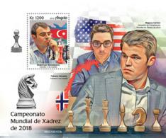 Angola   2019 World Chess Championship    S201905 - Angola