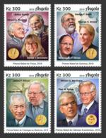 Angola   2019  Nobel Prize Winners  Of Year  2018 S201905 - Angola
