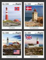 Angola   2019  Lighthouses  S201905 - Angola