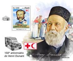 Angola   2019  Henry Dunant  ,red Cross  S201905 - Angola