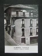 RARA ALBERGO TIGNALE BRESCIA - Altre Città