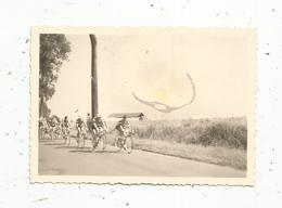 Photographie ,sports ,cyclisme , Course Cycliste, 90 X 60 Mm - Sports