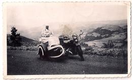 Photo - Moto Side Car - Motos