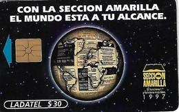 USATA-MESSICO- LADATEL - Messico