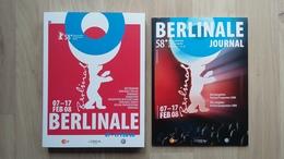 Berlinale Katalog 2008 + Berlinale Journal - Merchandising