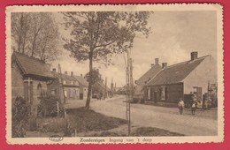 Zondereigen - Ingang Van 't Dorp ( Verso Zien ) - Baarle-Hertog