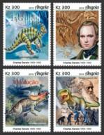 Angola   2019 Charles Darwin And Dinosaurs   S201905 - Angola